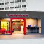 Entrance Tune Hotel